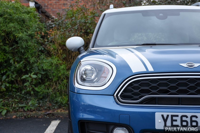 DRIVEN: F60 MINI Cooper S Countryman in the UK Image #644798
