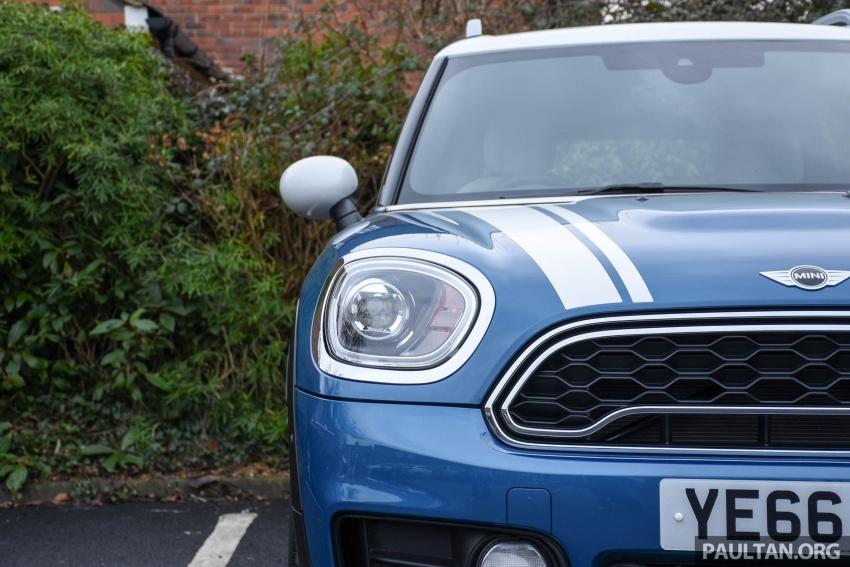 DRIVEN: F60 MINI Cooper S Countryman in the UK Image #644798