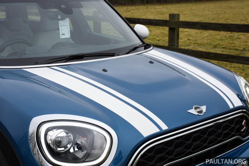 DRIVEN: F60 MINI Cooper S Countryman in the UK Image #644803