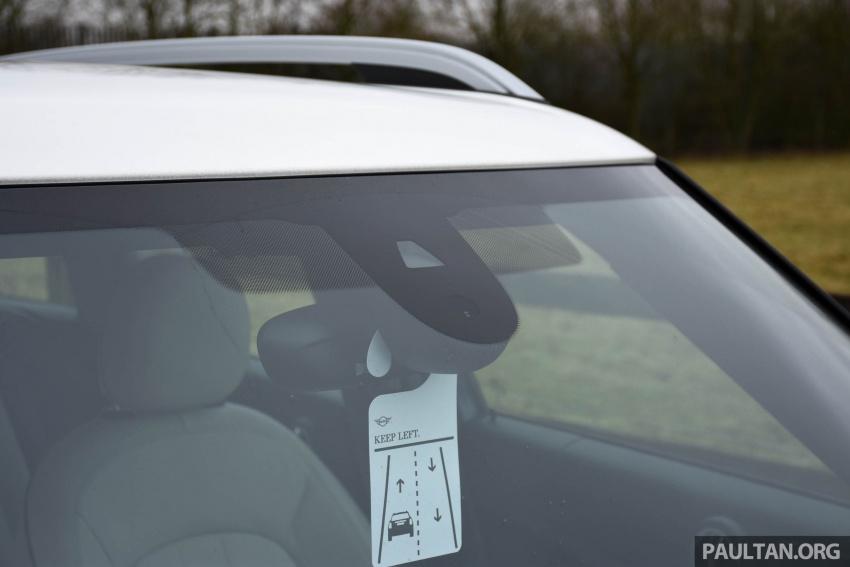 DRIVEN: F60 MINI Cooper S Countryman in the UK Image #644804