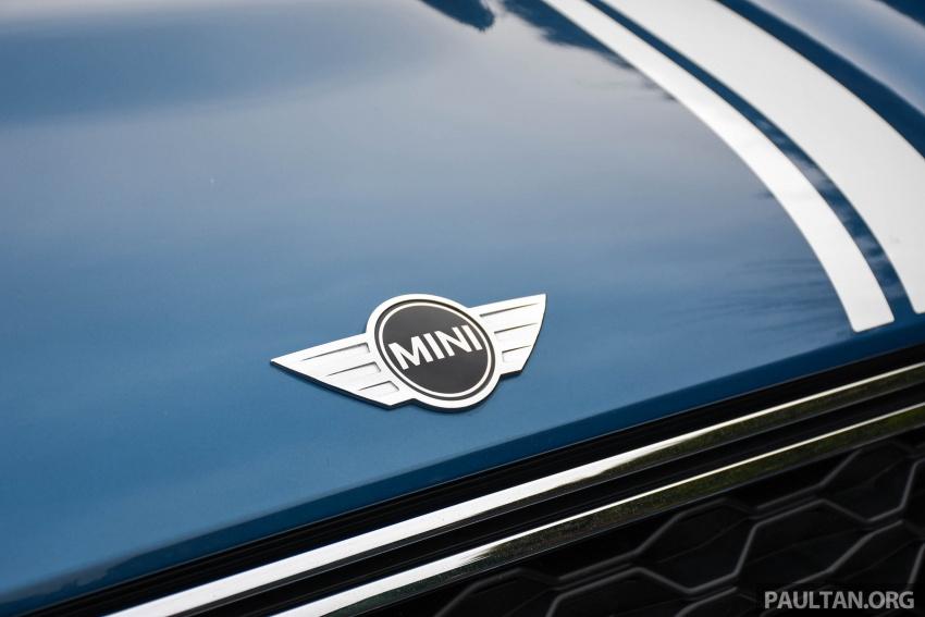 DRIVEN: F60 MINI Cooper S Countryman in the UK Image #644805