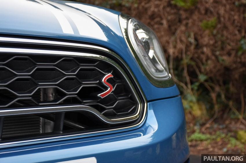 DRIVEN: F60 MINI Cooper S Countryman in the UK Image #644806