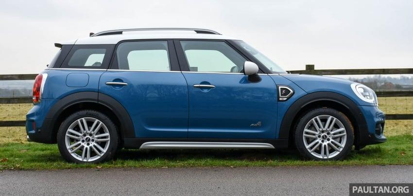 DRIVEN: F60 MINI Cooper S Countryman in the UK Image #644810