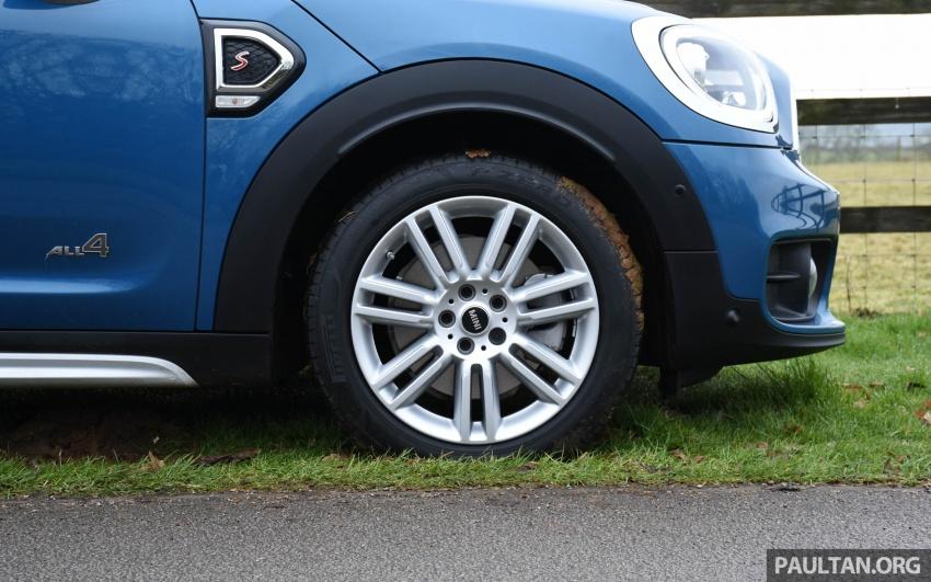 DRIVEN: F60 MINI Cooper S Countryman in the UK Image #644811