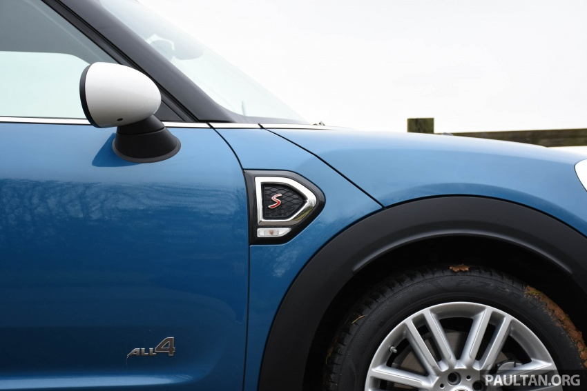 DRIVEN: F60 MINI Cooper S Countryman in the UK Image #644813