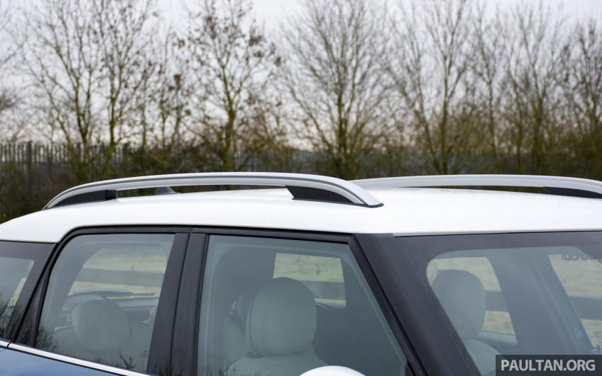DRIVEN: F60 MINI Cooper S Countryman in the UK Image #644816
