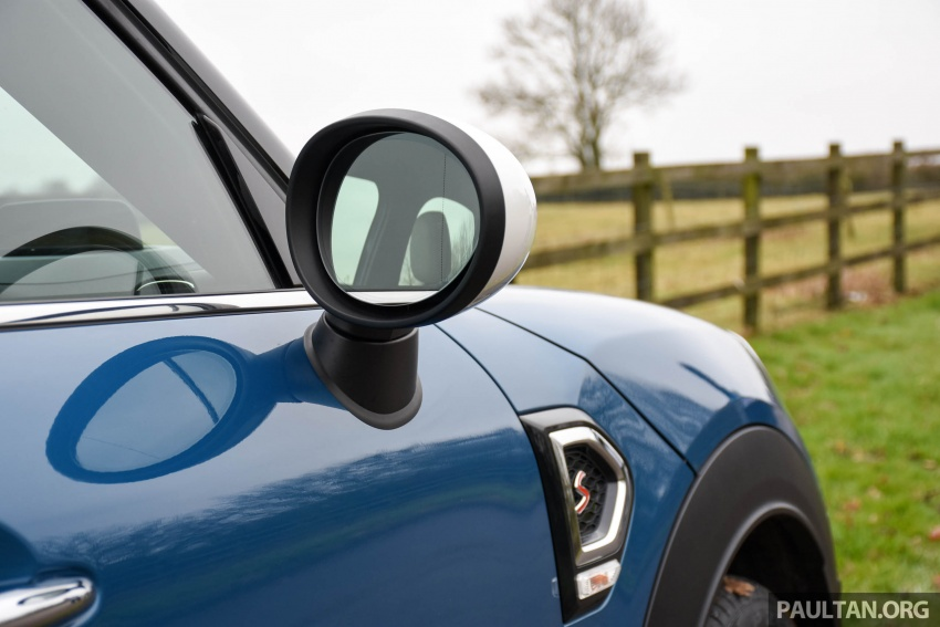 DRIVEN: F60 MINI Cooper S Countryman in the UK Image #644818
