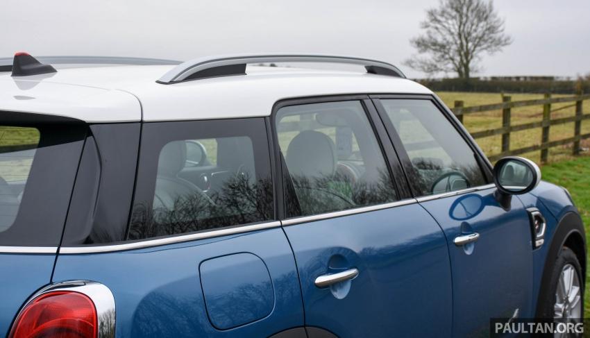 DRIVEN: F60 MINI Cooper S Countryman in the UK Image #644819