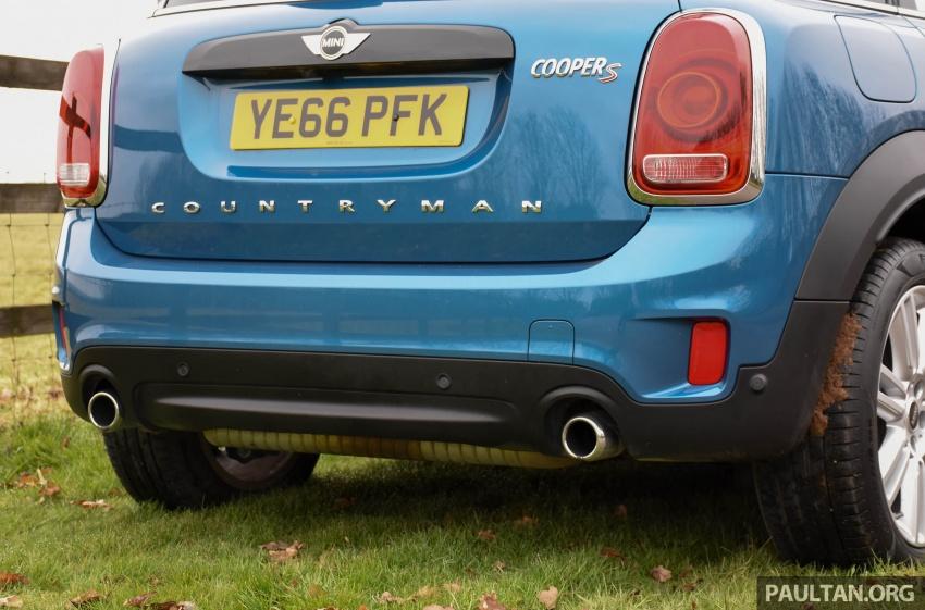 DRIVEN: F60 MINI Cooper S Countryman in the UK Image #644823