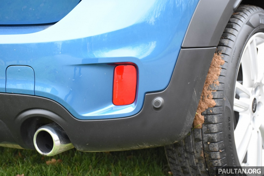 DRIVEN: F60 MINI Cooper S Countryman in the UK Image #644824