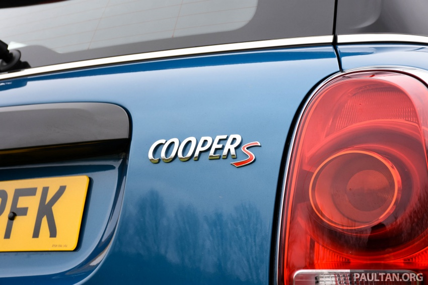 DRIVEN: F60 MINI Cooper S Countryman in the UK Image #644826