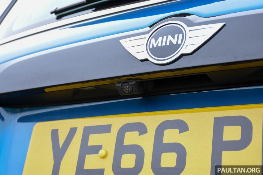 DRIVEN: F60 MINI Cooper S Countryman in the UK Image #644828
