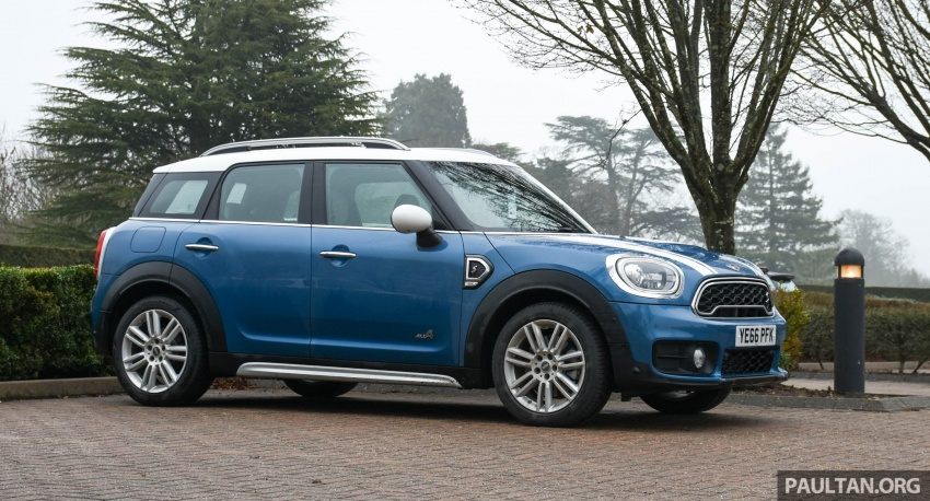 DRIVEN: F60 MINI Cooper S Countryman in the UK Image #644791