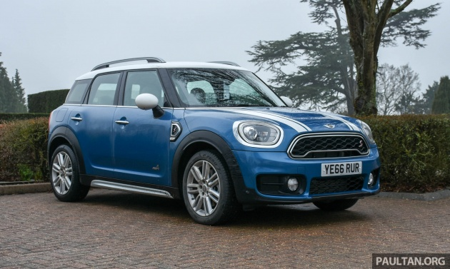 Driven F60 Mini Cooper S Countryman Uk Drive Review