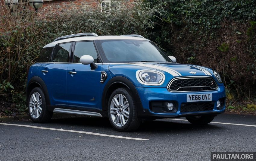 DRIVEN: F60 MINI Cooper S Countryman in the UK Image #644793