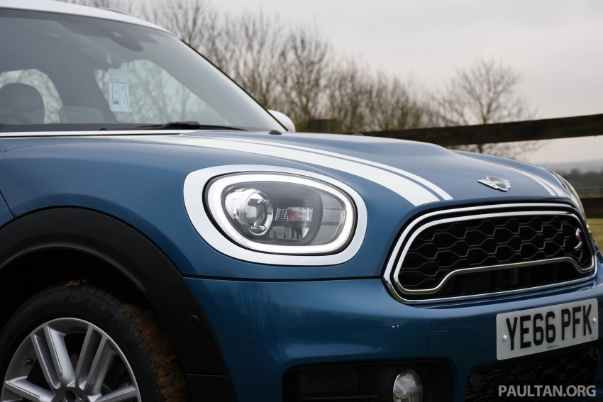 DRIVEN: F60 MINI Cooper S Countryman in the UK Image #644795