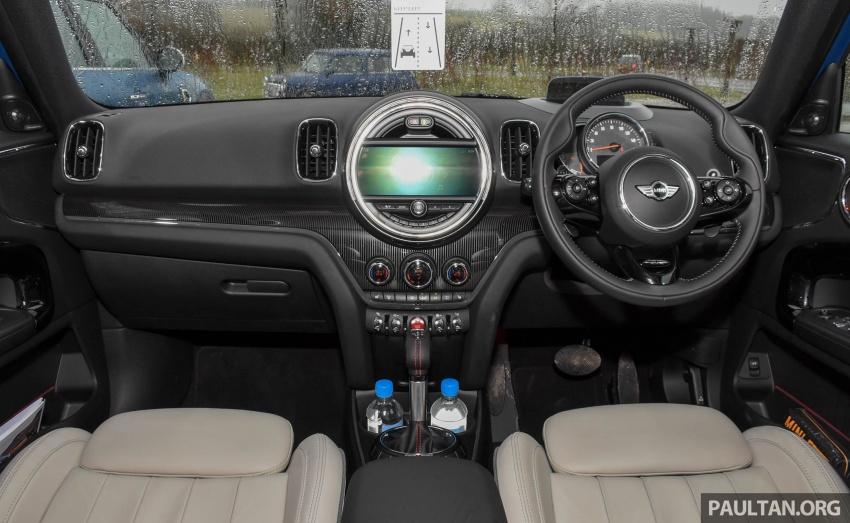 DRIVEN: F60 MINI Cooper S Countryman in the UK Image #644835