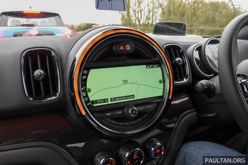 DRIVEN: F60 MINI Cooper S Countryman in the UK Image #644845