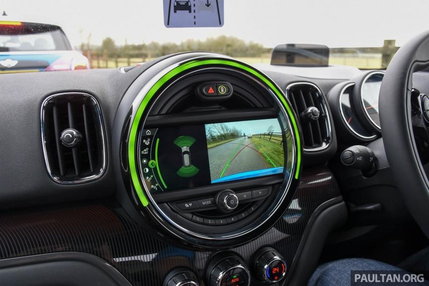 DRIVEN: F60 MINI Cooper S Countryman in the UK Image #644846