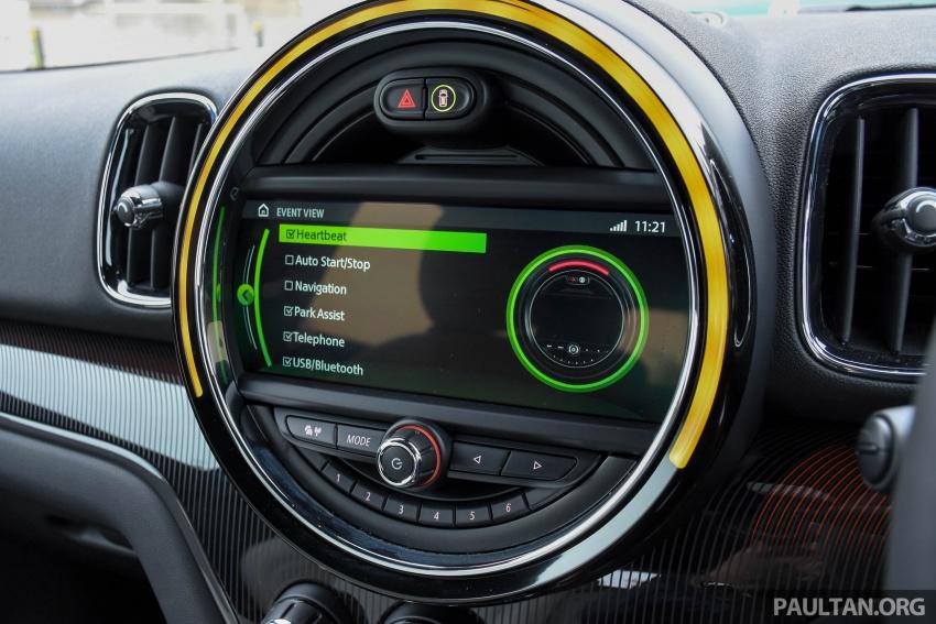 DRIVEN: F60 MINI Cooper S Countryman in the UK Image #644850