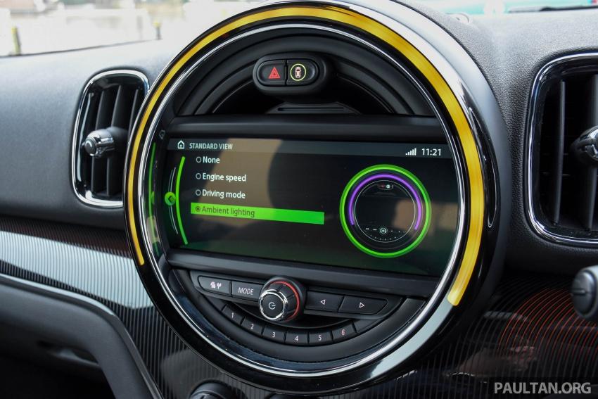 DRIVEN: F60 MINI Cooper S Countryman in the UK Image #644851