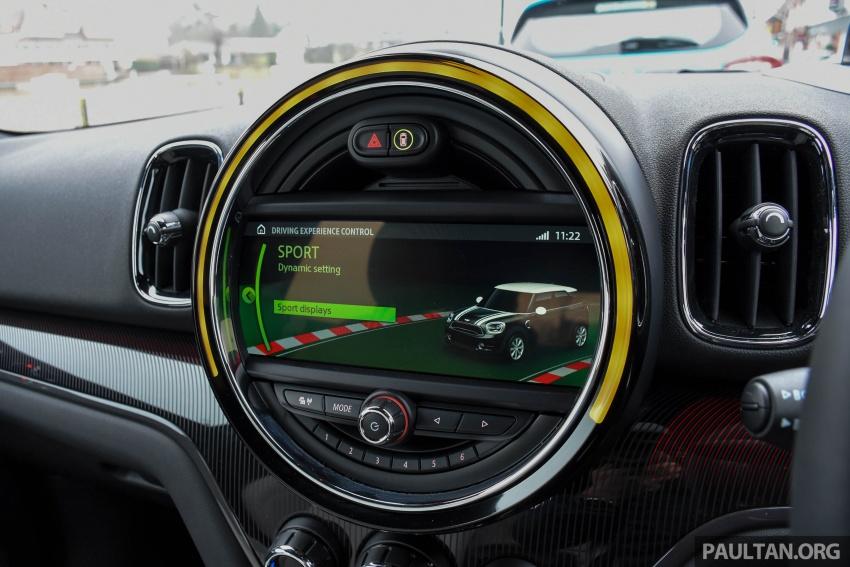 DRIVEN: F60 MINI Cooper S Countryman in the UK Image #644853