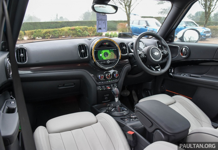 DRIVEN: F60 MINI Cooper S Countryman in the UK Image #644836