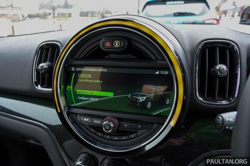 DRIVEN: F60 MINI Cooper S Countryman in the UK Image #644855