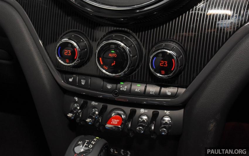 DRIVEN: F60 MINI Cooper S Countryman in the UK Image #644857