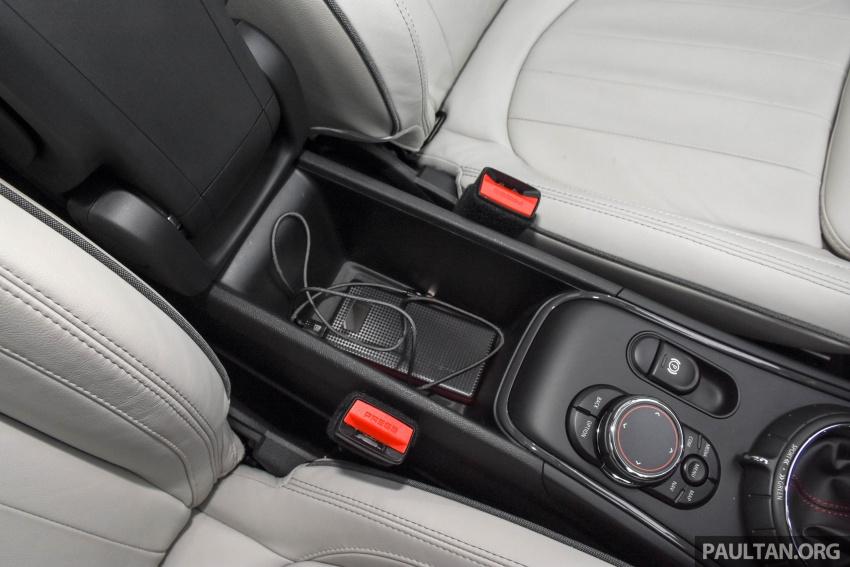 DRIVEN: F60 MINI Cooper S Countryman in the UK Image #644868
