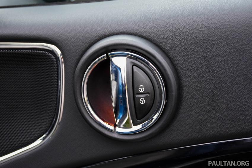 DRIVEN: F60 MINI Cooper S Countryman in the UK Image #644873