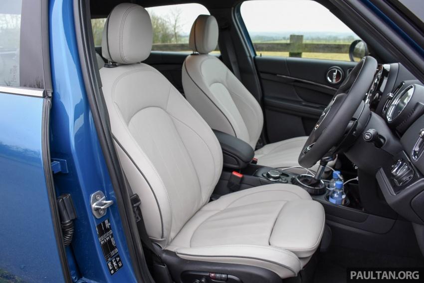 DRIVEN: F60 MINI Cooper S Countryman in the UK Image #644875