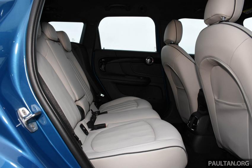DRIVEN: F60 MINI Cooper S Countryman in the UK Image #644880