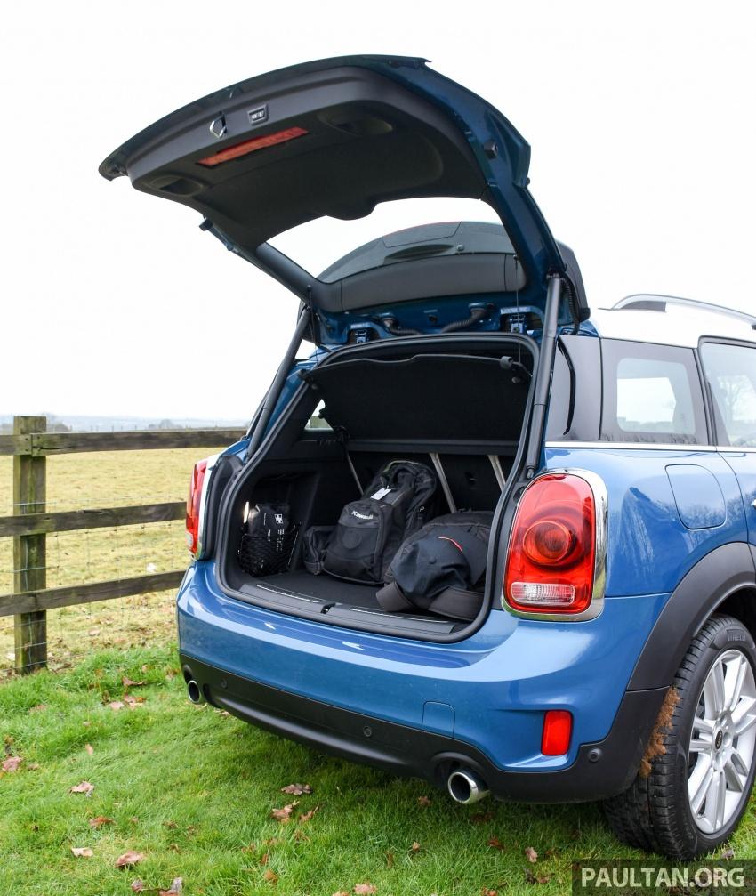 DRIVEN: F60 MINI Cooper S Countryman in the UK Image #644883