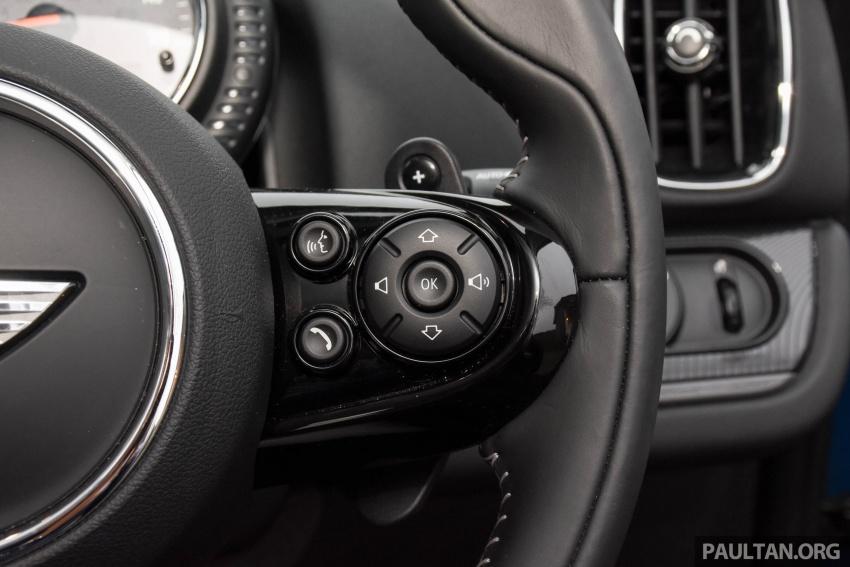 DRIVEN: F60 MINI Cooper S Countryman in the UK Image #644839