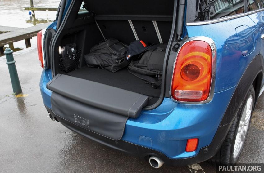 DRIVEN: F60 MINI Cooper S Countryman in the UK Image #644890