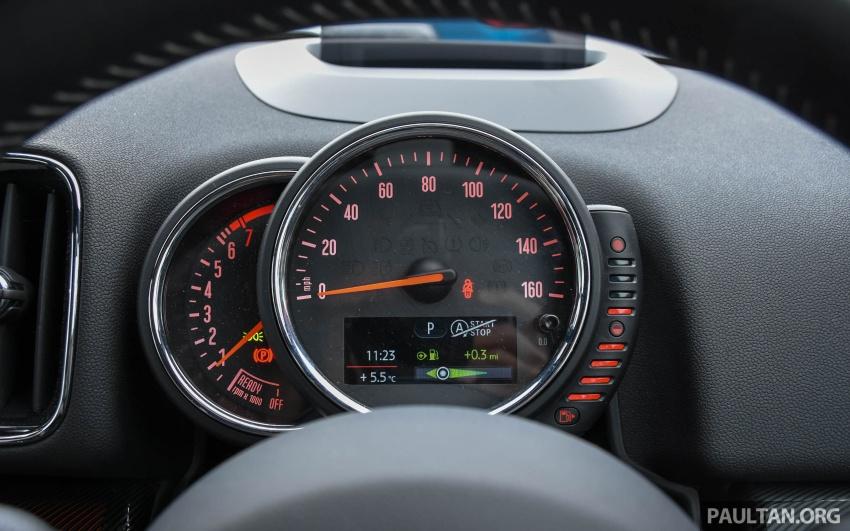 DRIVEN: F60 MINI Cooper S Countryman in the UK Image #644841