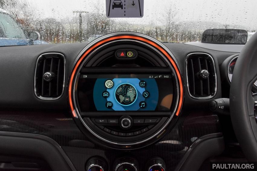 DRIVEN: F60 MINI Cooper S Countryman in the UK Image #644844