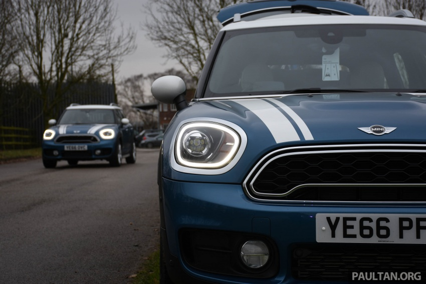 DRIVEN: F60 MINI Cooper S Countryman in the UK Image #644893