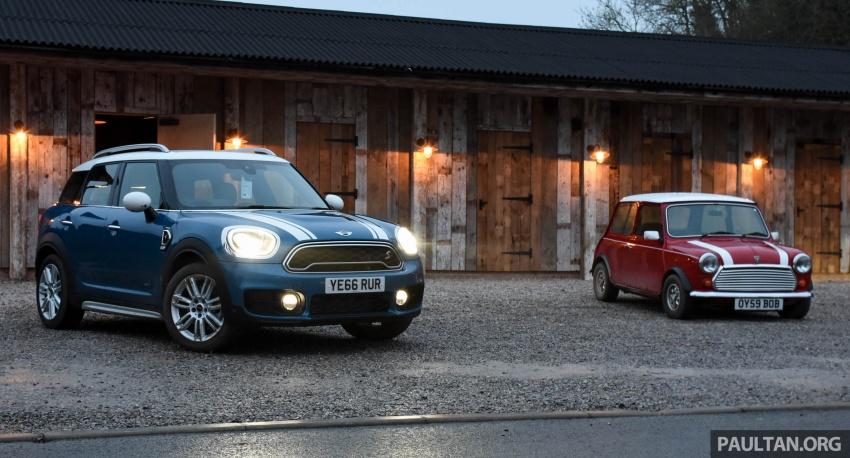 DRIVEN: F60 MINI Cooper S Countryman in the UK Image #644895