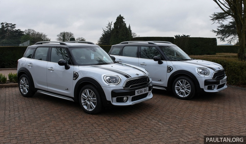 DRIVEN: F60 MINI Cooper S Countryman in the UK Image #644898