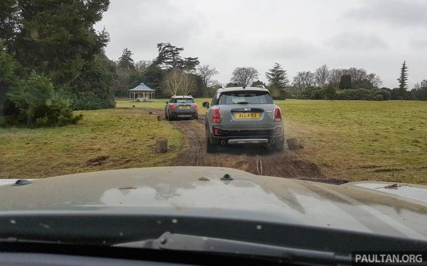 DRIVEN: F60 MINI Cooper S Countryman in the UK Image #644899