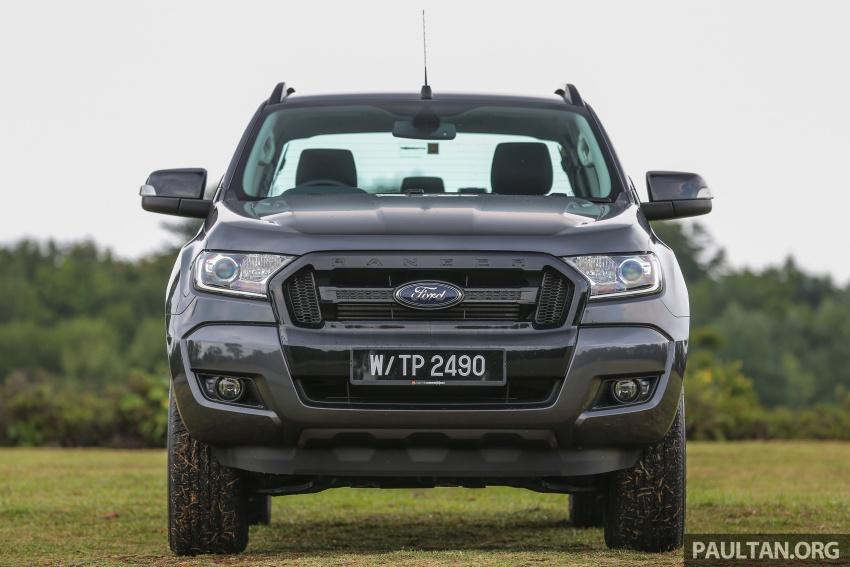 Ford Ranger 2.2L FX4 coming April 20 – RM122k est Image #642121