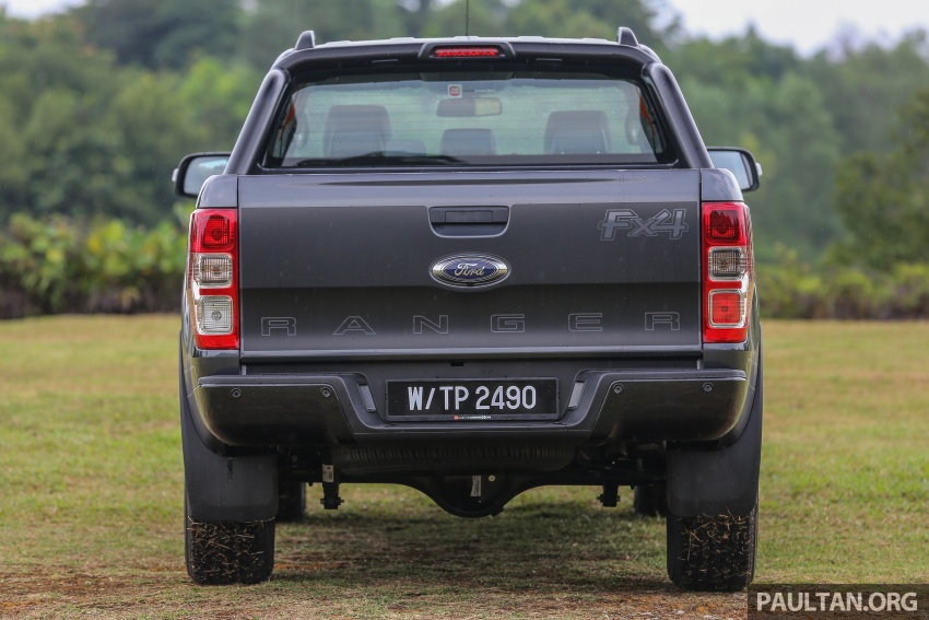 Ford Ranger 2.2L FX4 coming April 20 – RM122k est Image #642122