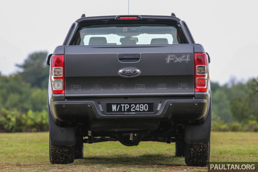 Ford Ranger 2.2L FX4 coming April 20 – RM122k est Image #642123