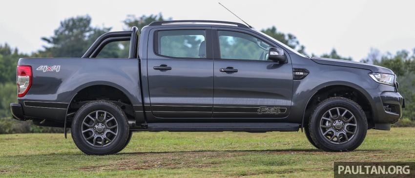 Ford Ranger 2.2L FX4 coming April 20 – RM122k est Image #642125