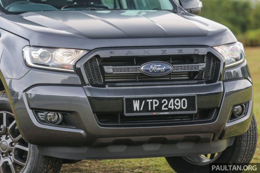 Ford Ranger 2.2L FX4 coming April 20 – RM122k est Image #642126