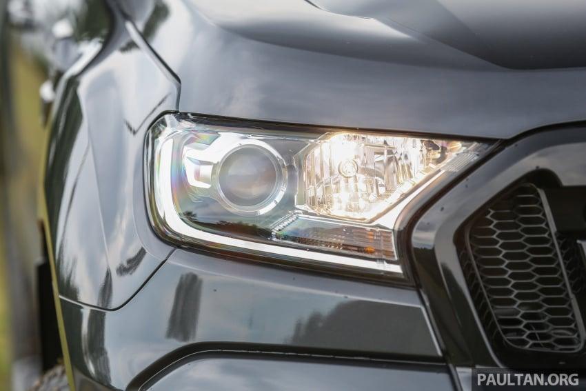Ford Ranger 2.2L FX4 coming April 20 – RM122k est Image #642127