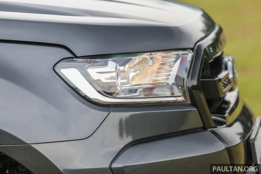 Ford Ranger 2.2L FX4 coming April 20 – RM122k est Image #642128