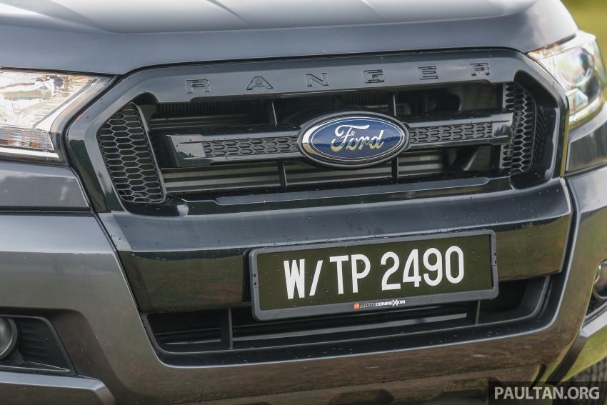 Ford Ranger 2.2L FX4 coming April 20 – RM122k est Image #642130